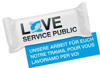 Love Service Public