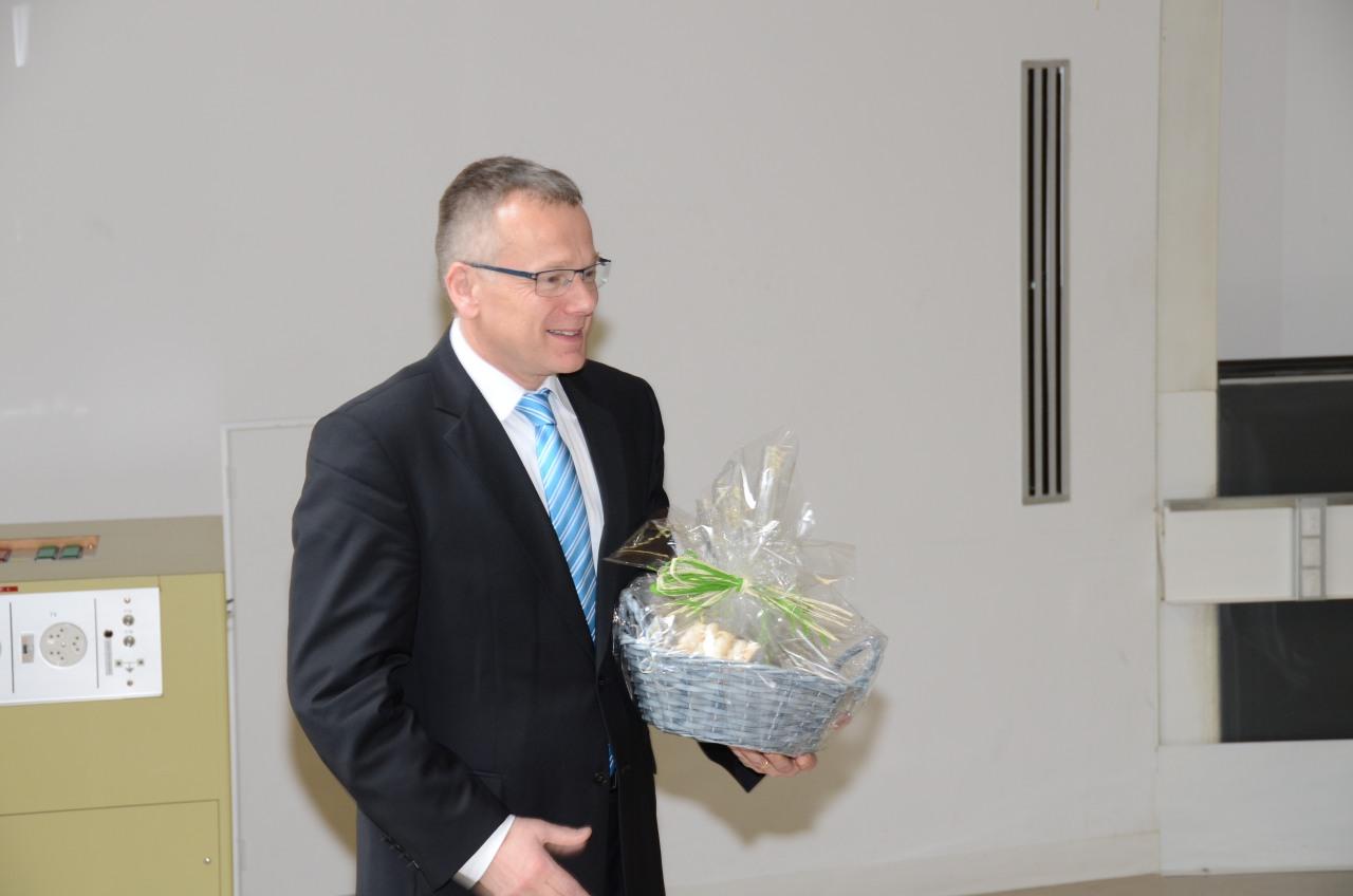 M Dieter Stohler